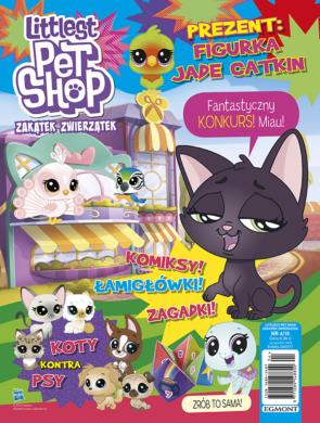 Littlest Pet Shop – Zakątek Zwierzątek