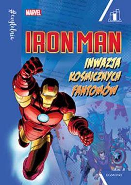 Iron Man. Inwazja kosmicznych Fantomów