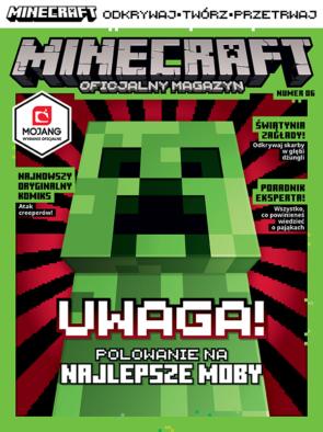 Minecraft: Oficjalny magazyn